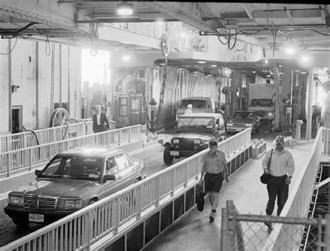 Allowing cars on the Staten Island Ferry again (commentary