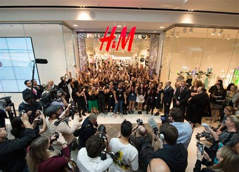 H&M Is Opening New Sydney Stores In Broadway & Bondi