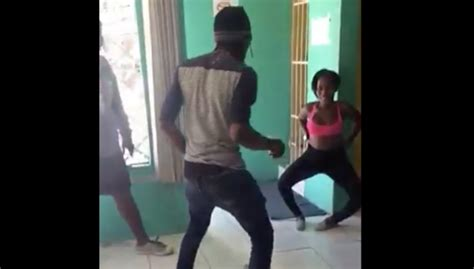 Handicapped Woman Shows Off Her Dance Moves!   Video