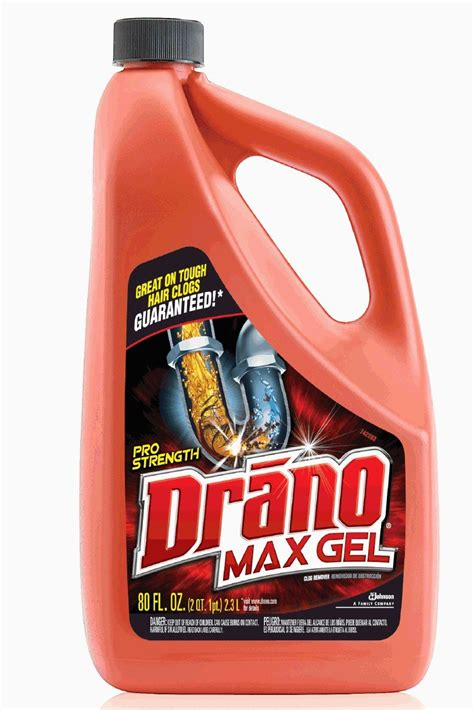 Top 20 Best Liquid Drain Cleaners and Unblockers 2019-2020