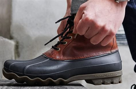 The 8 Best Duck Boots For Men | HiConsumption